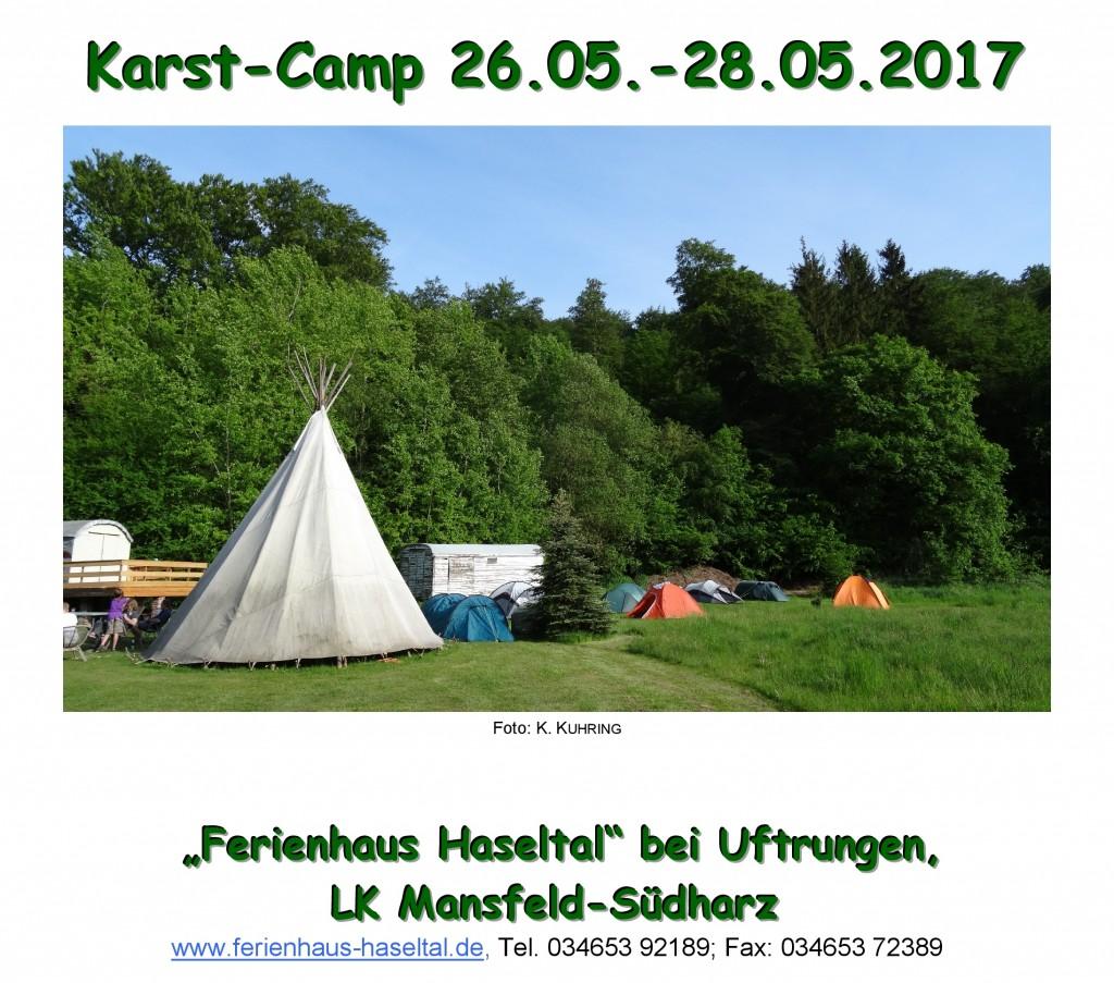17 Karst-Camp Programm 1 seite