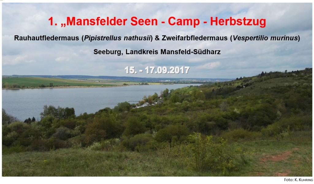 Deckblatt Seeburg-Camp Herbstzug