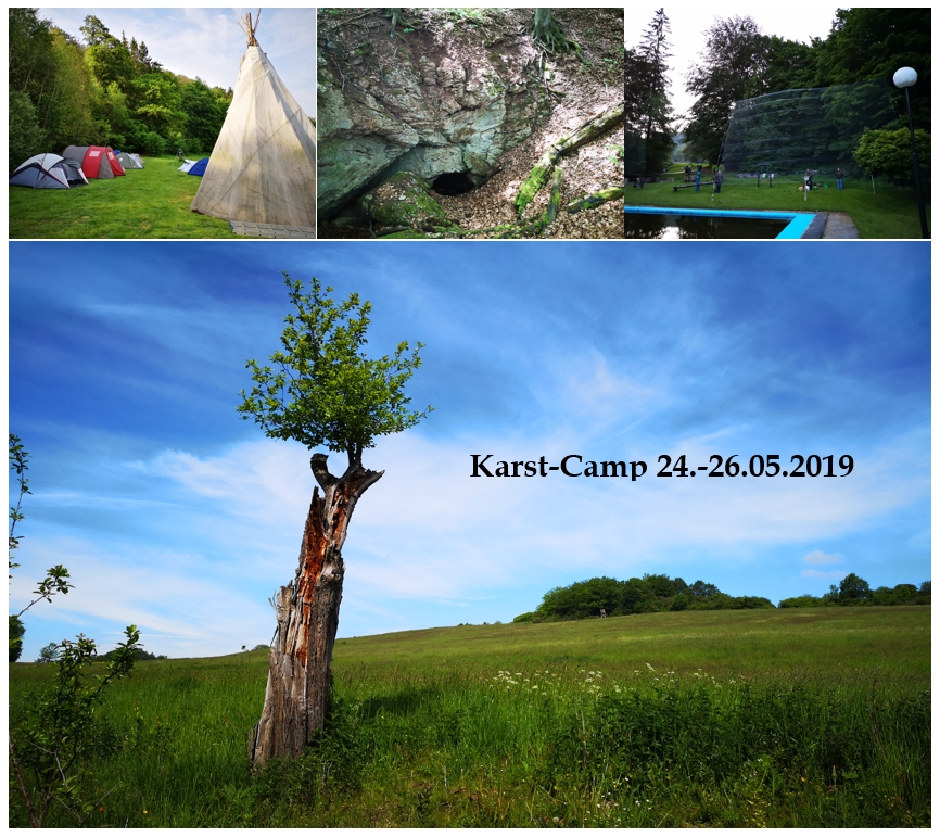 Karst-Camp Homepage